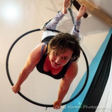 Adult Intro to Fabric and Trapeze