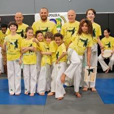 Youth Capoeira 8-12 yo