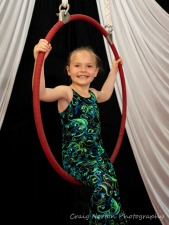 Youth level 1 fabric and trapeze